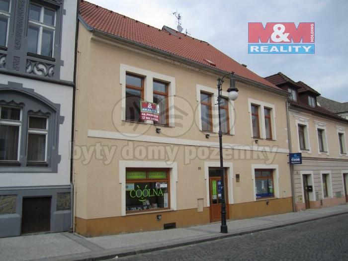 Dům (Shop for rent, Louny)