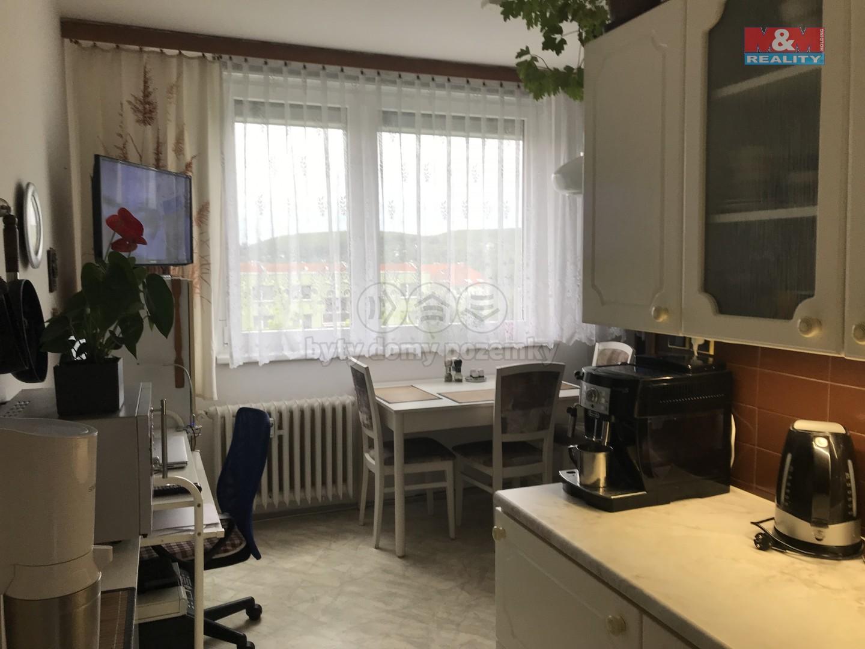 Prodej, byt 3+1, 80 m2, Brno - Řečkovice, ul. Renčova