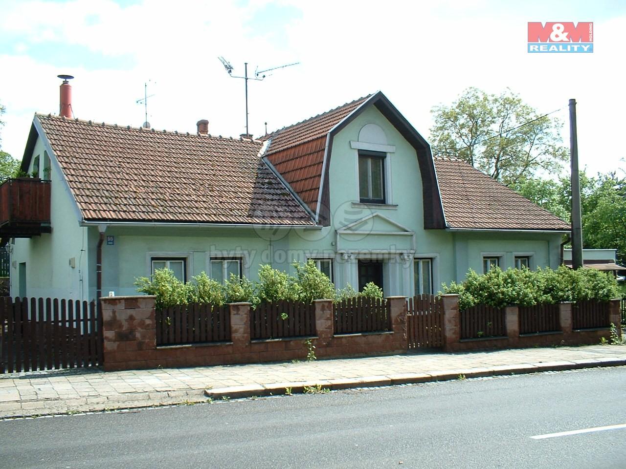Prodej, rodinný dům 7+3, Valašské Meziříčí