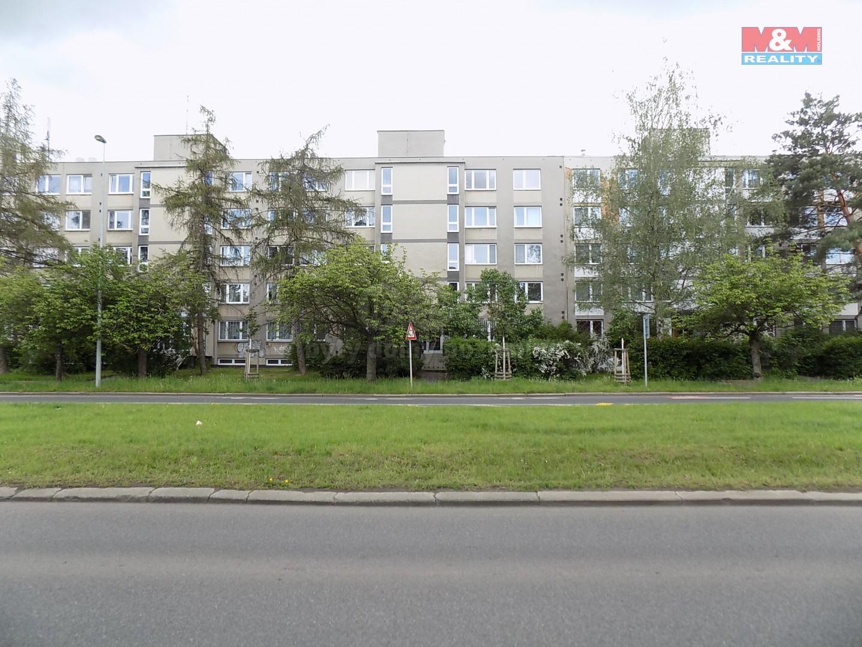 Pronájem, byt 2+1, 95 m2, Praha - Strašnice