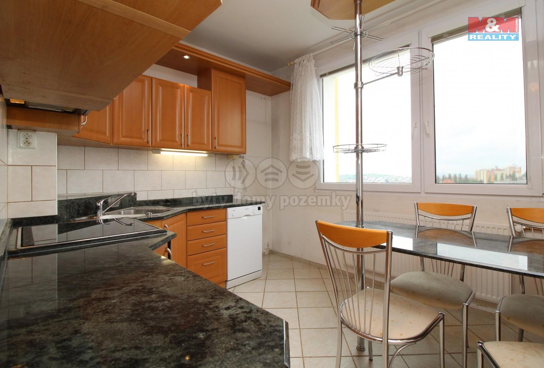 Prodej, byt 3+1+L, 79m2, Plzeň, ul. Nýřanská