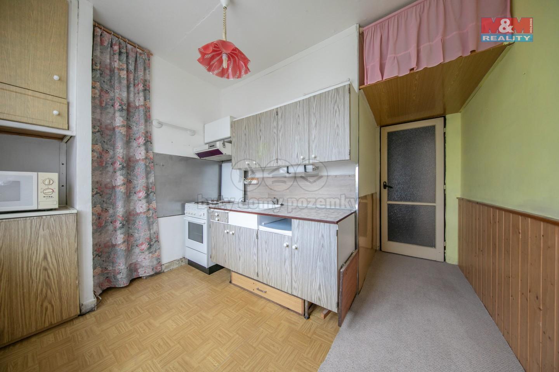 Prodej, byt 2+1, 56 m2, Postřelmov