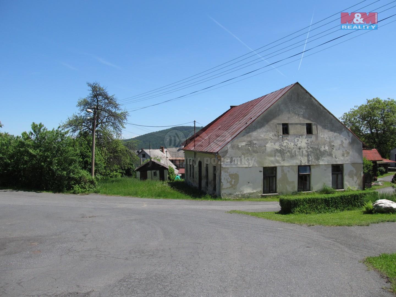 Prodej, chalupa, 1166 m², Velhartice - Chotěšov