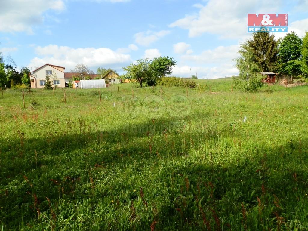 Prodej, pozemek, 1500 m2, Nová Paka - Vlkov