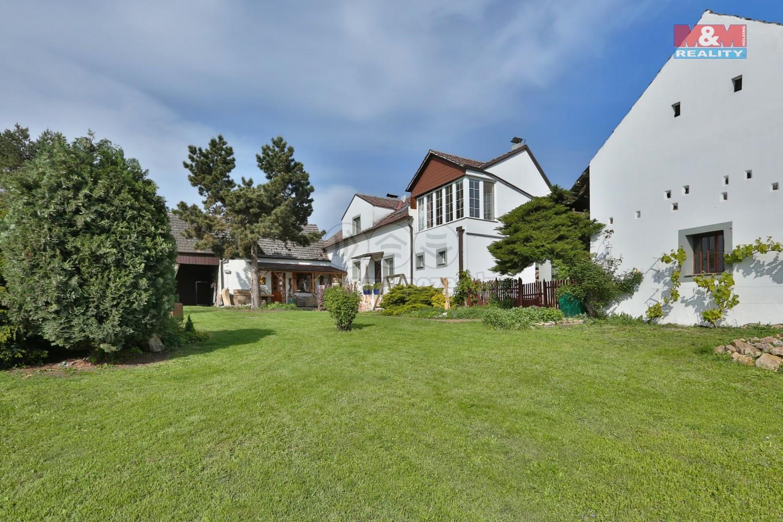 Prodej, rodinný dům, Dobkovičky - Velemín