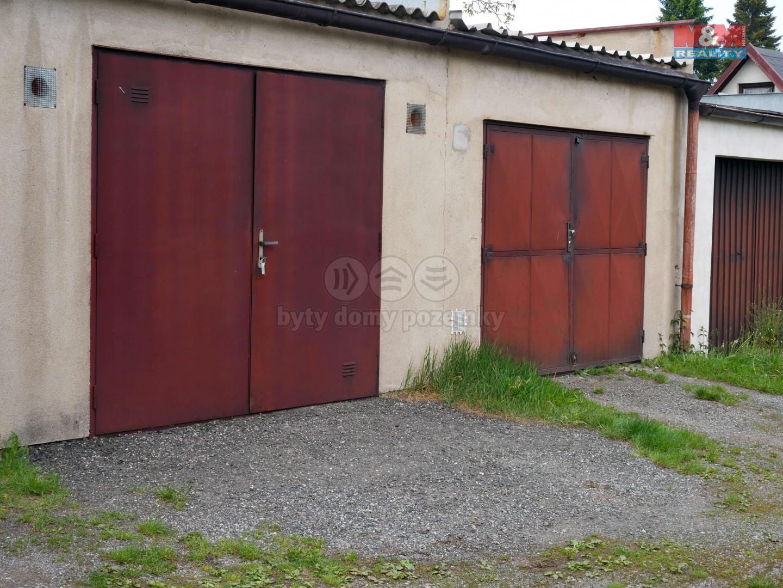 Prodej, garáž, 27 m2, Uhlířské Janovice, ul. Okružní