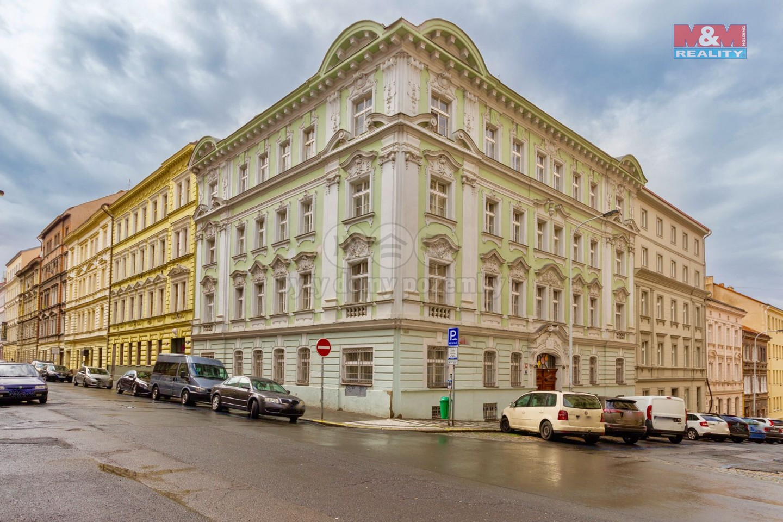 Byt 2+1 na prodej, Praha