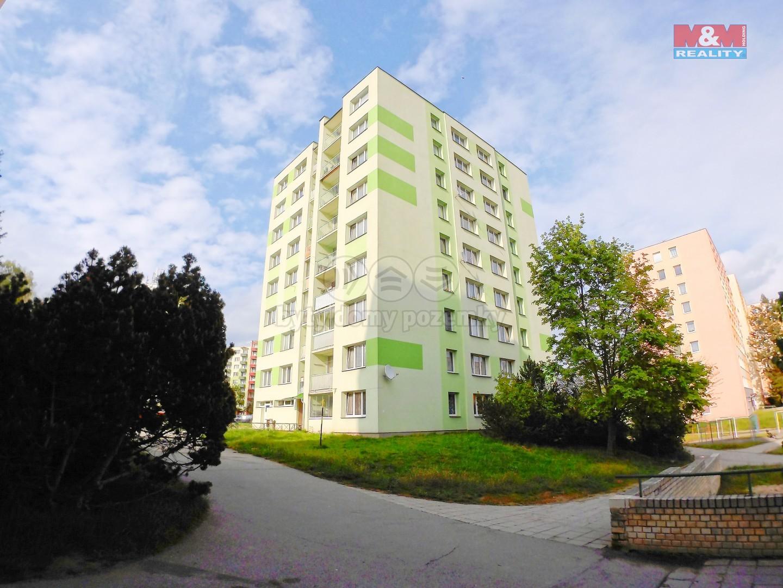 Prodej, byt 3+1, 68 m2, Jindřichův Hradec, sídl. Vajgar