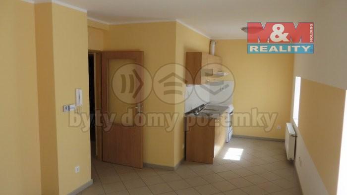Pronájem, byt 1+kk, 35 m2, Vřesina