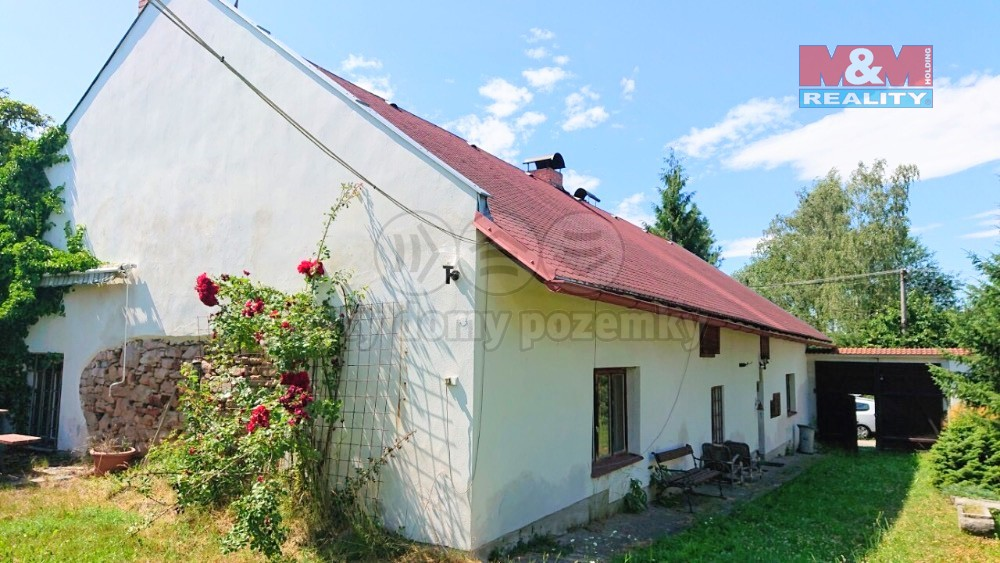 Prodej, rodinný dům, 198 m², Smrčná