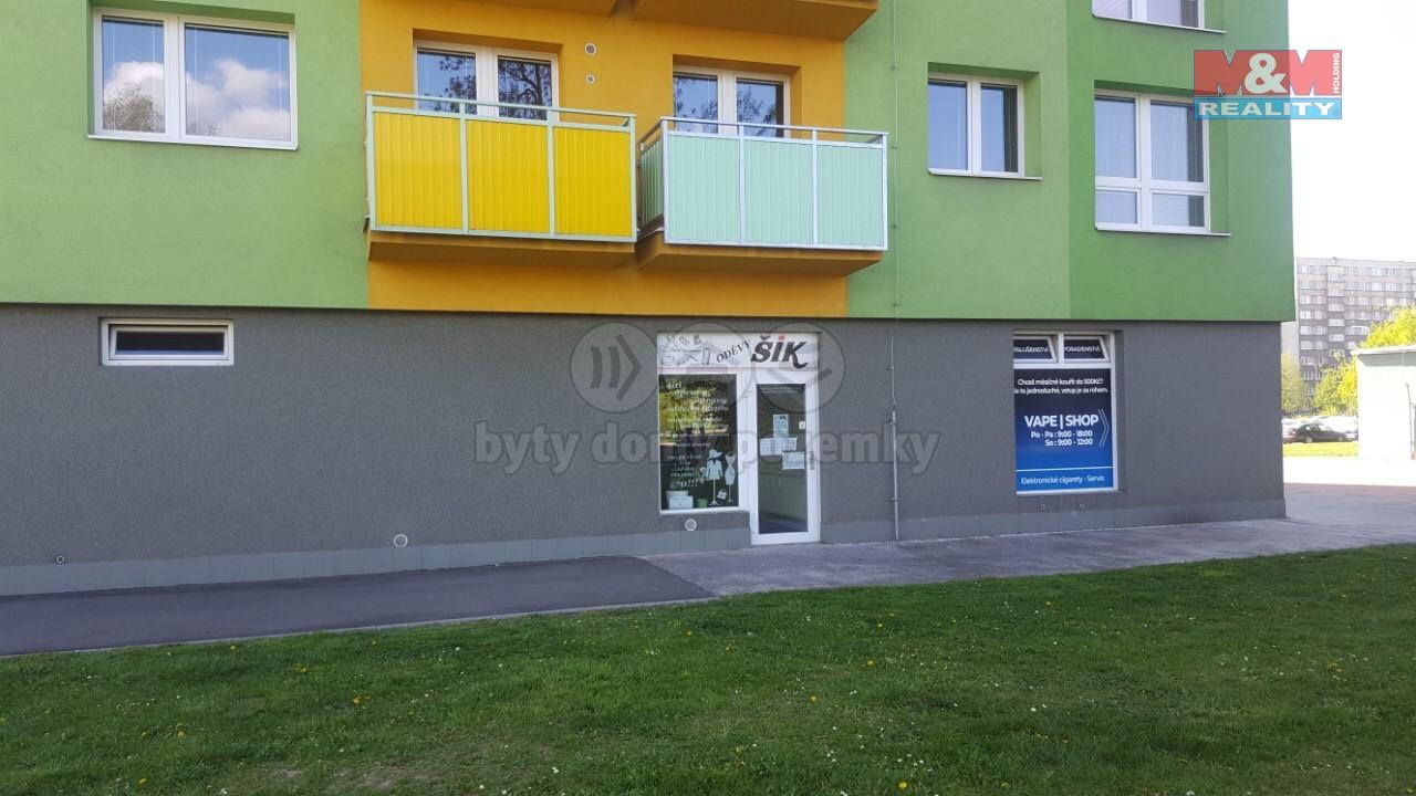 Pronájem, obchod a služby, 57 m2, Ostrava - Hrabůvka