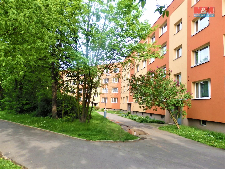 Prodej, byt 1+1, 39 m2, Frýdek - Místek, ul. J.Opletala
