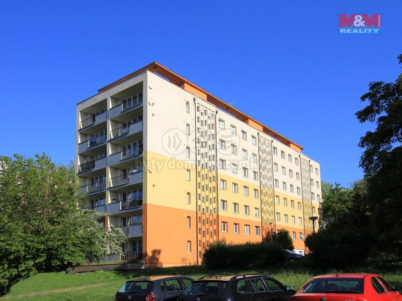 Prodej, byt 3+1, Ústí nad Labem, ul. Velká Hradební