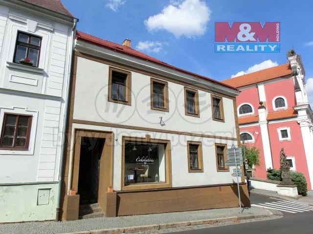 dům (Prodej, rodinný dům, 235 m2, Klášterec n/O., ul. Chomutovská), foto 1/23