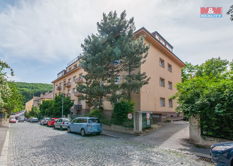 Pronájem, byt 1+kk, 42 m2, Praha 5 - Smíchov, ul. K Vodojemu