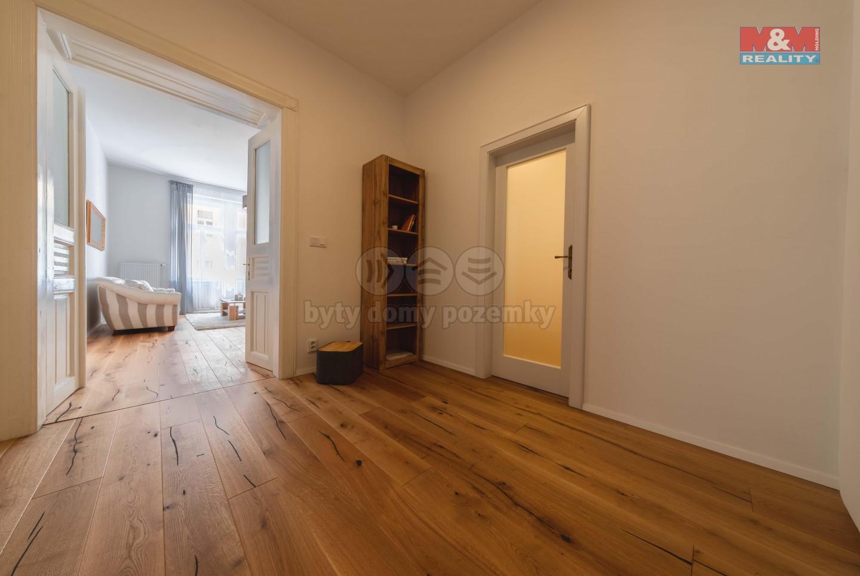 Prodej, byt 3+1, 107 m2, Praha - Nové město, ul. Trojanova