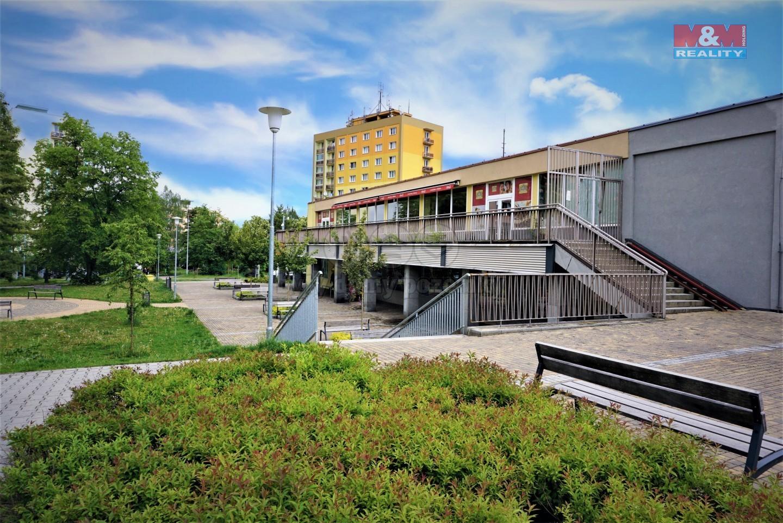 Pronájem, kancelářské prostory, 338 m2, Plzeň - Doubravka