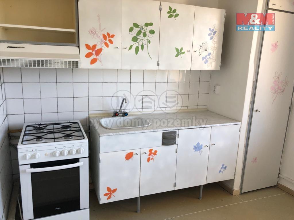 Prodej, byt 1+1, 44 m2, Ostrava - Hrabůvka, ul. Cholevova