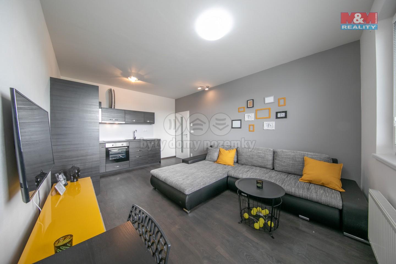 Pronájem, byt 2+kk, 55 m2, Ostrava - Moravská Ostrava