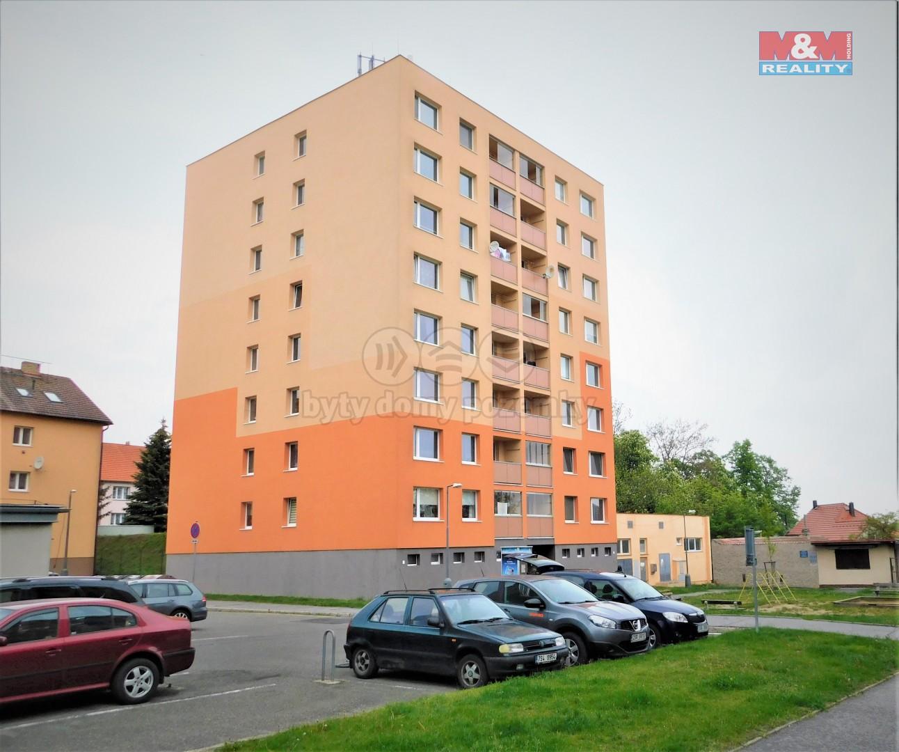 Pronájem, byt 3+1, 63 m2, Nové Strašecí, ul. Topinkova