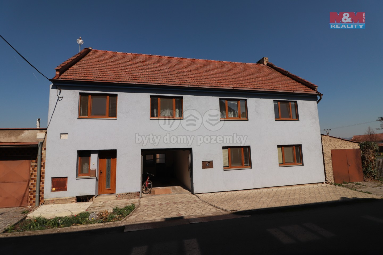 Prodej, rodinný dům, Radslavice, ul. Trávník