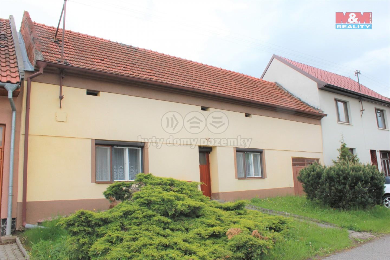 Prodej, rodinný dům, Pašovice