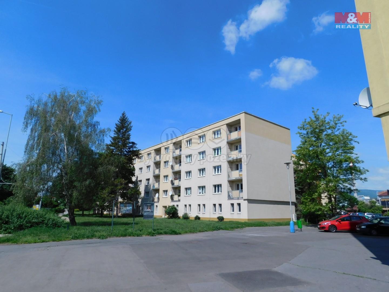 Prodej, byt 1+1, 34 m2, DV, Teplice, ul. Duchcovská