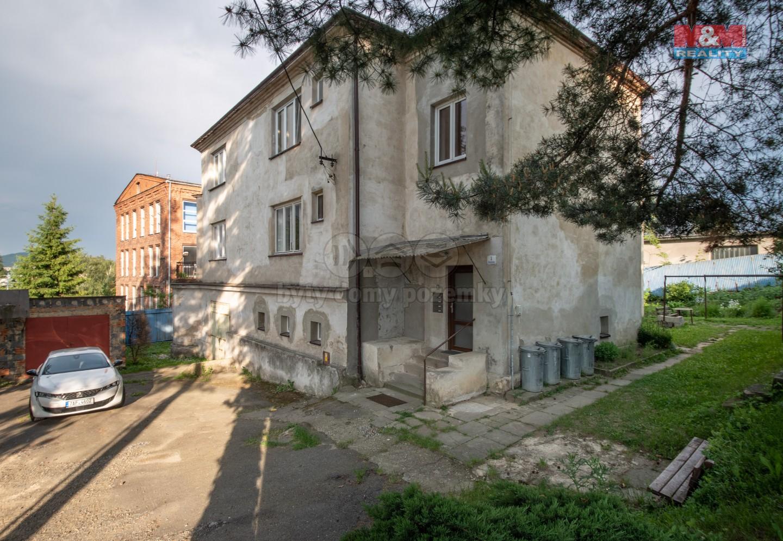 Prodej, byt 3+kk, 89 m2, Nový Jičín, ul. Anenská