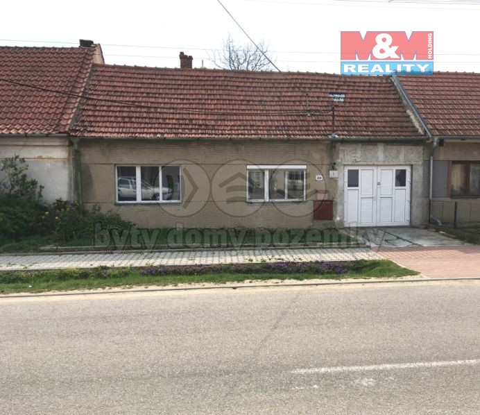 Prodej, rodinný dům, 712 m2, Novosedly