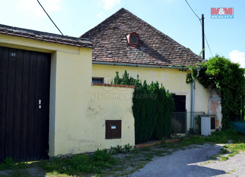 Prodej, rodinný dům, Mašovice