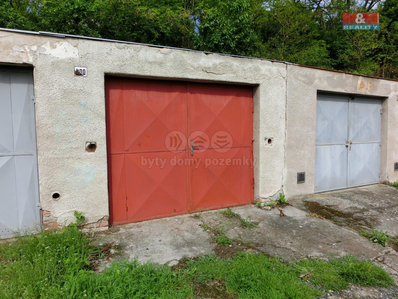 Prodej, garáž, 22m2, Podbořany