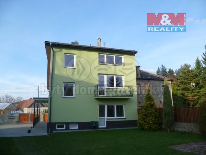 Pronájem, byt 1+kk, 35 m2, Horní Benešov - Luhy