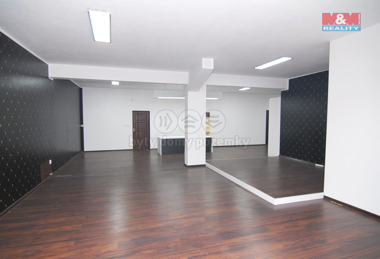 Pronájem, obchodní prostory, 140 m2, Ostrava Radvanice