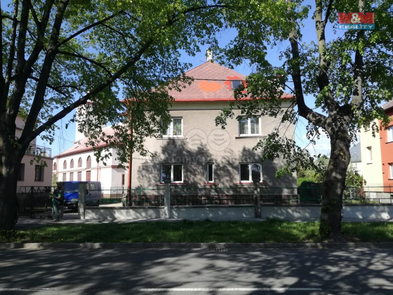 Pronájem, byt 1+1, 39 m2, Ostrava, ul. Železárenská
