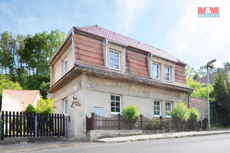 Prodej, rodinný dům, 802 m2, Brozany nad Ohří