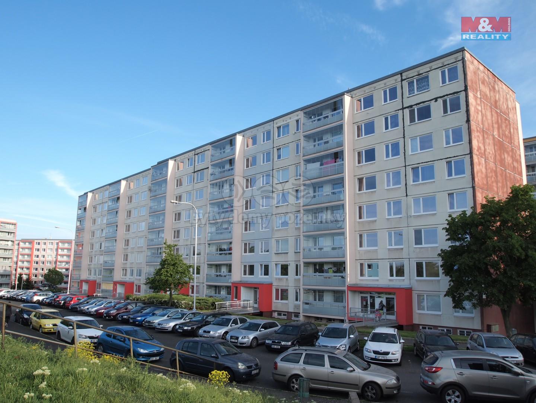 Prodej, byt 3+1, 68 m2, Most, ul. Jana Kříže