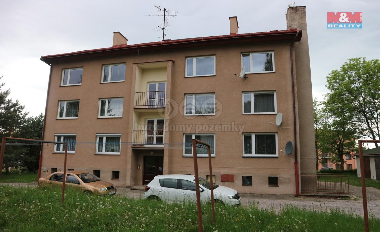 Prodej, byt 3+1, Trutnov, Mostek
