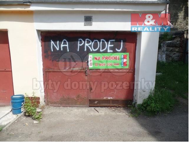 Prodej, Garáž, 27m2, Děčín, ul. Teplická