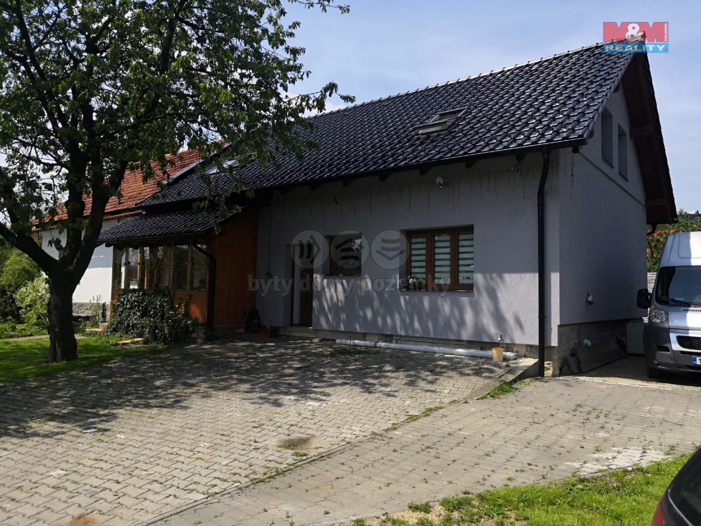 Prodej, rodinný dům, Závišice