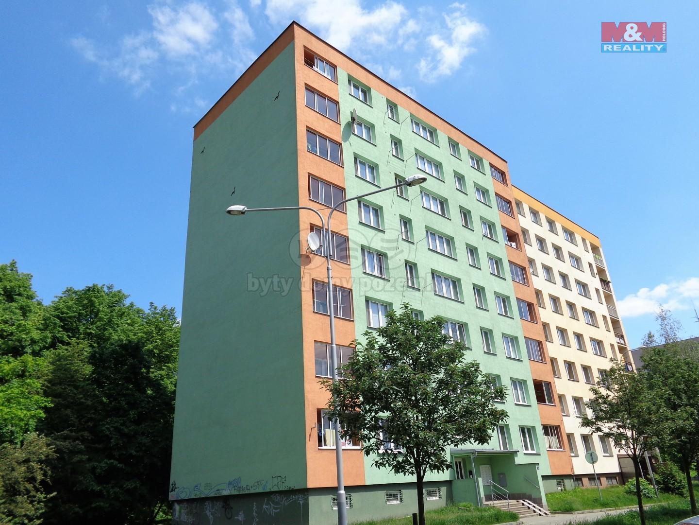 Prodej, byt 3+1, 75 m2, Ostrava, ul. V Zálomu