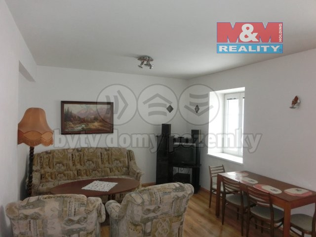 Prodej, byt 2+kk, 43 m², Staré Hamry
