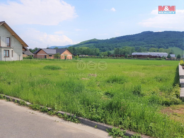 Prodej, stavební pozemek, 800 m2, Brumov - Bylnice