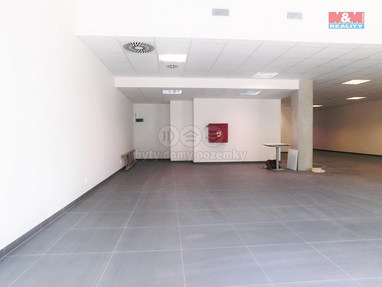 Prodej, obchodní prostor, 150 m2, Koněvova, Praha 3
