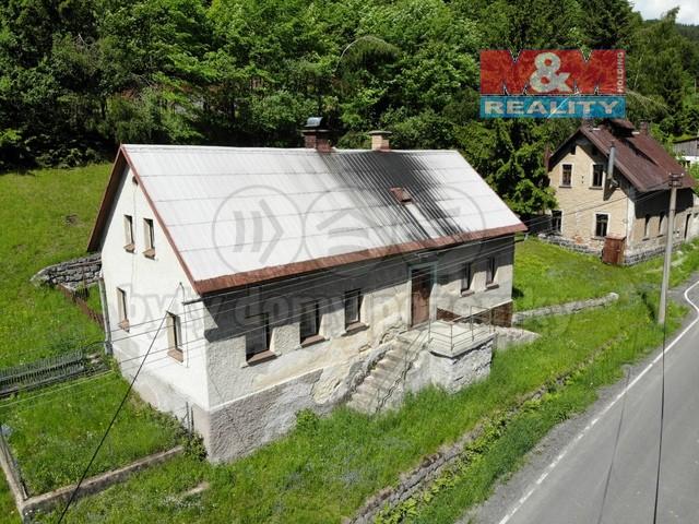 Prodej, rodinný dům, Desná, ul. Údolní