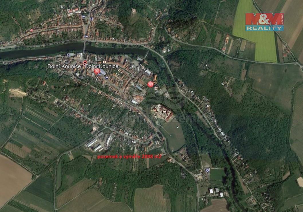 Prodej, pozemek, 2898 m2, Dolní Kounice, Brno - venkov