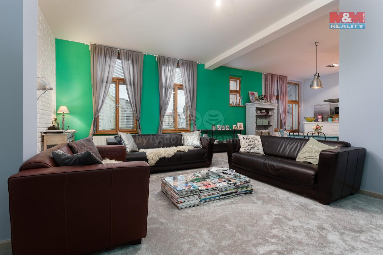 Prodej, byt 4+kk, 136 m2, OV, Opava, ul. Lidická