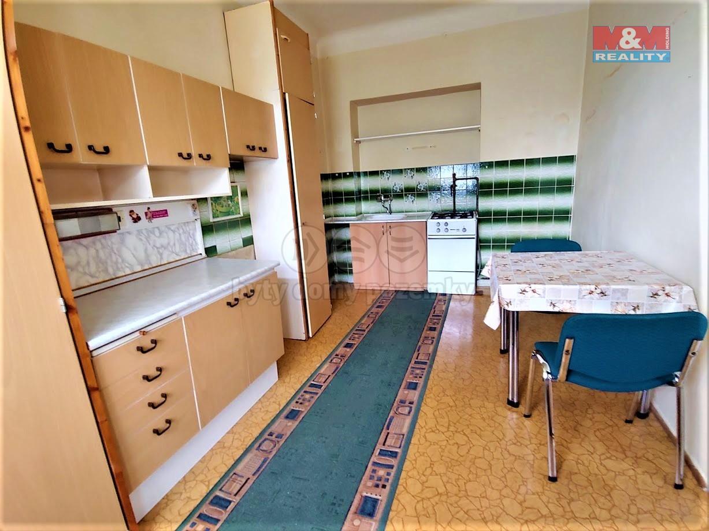 Prodej, byt 2+1, 48 m2, Brno, ul. Vídeňská