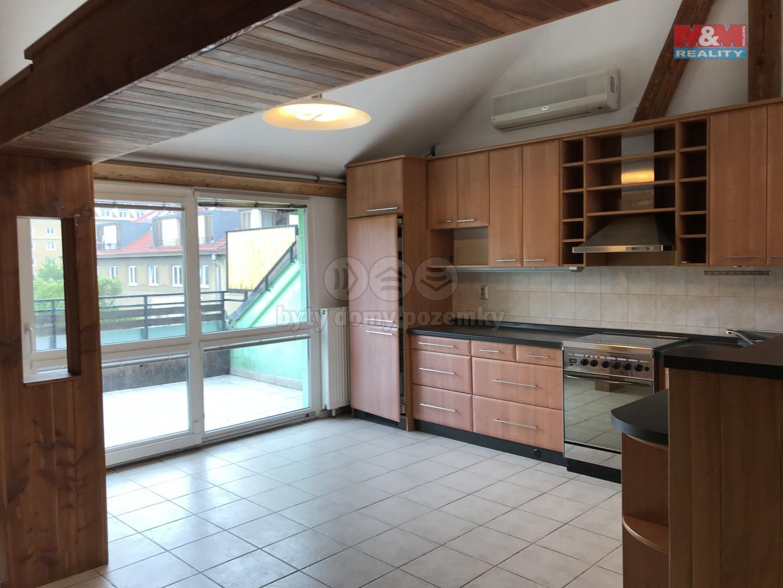 Prodej, byt 4+1, 119 m2, Brno - Veveří, ul. Bayerova