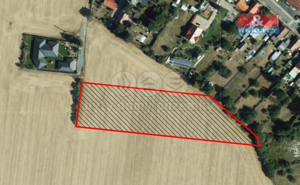 Prodej, pole, 8628 m2, Praha - Pitkovice