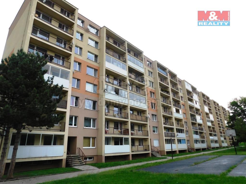 Prodej, byt 3+1, 68 m2, DV, Most, ul. Jiřího Wolkera
